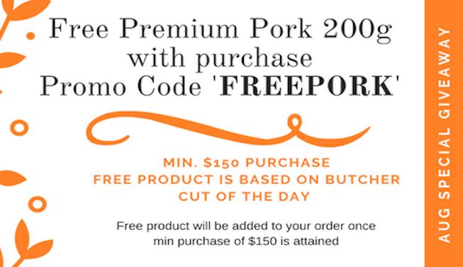 Pork Promo